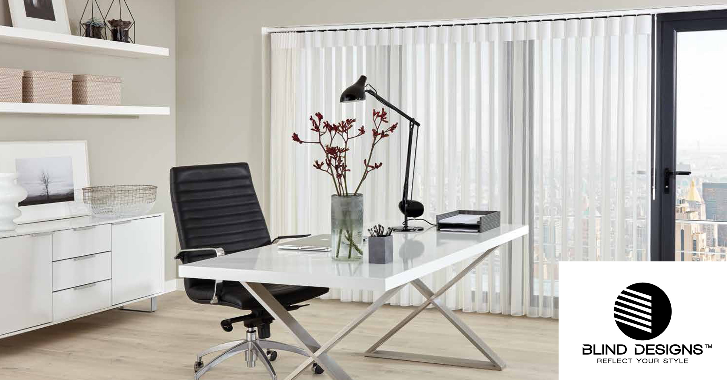 ALLUSION BLINDS – CLASSICAL LOOK WITH A MODERN TWIST